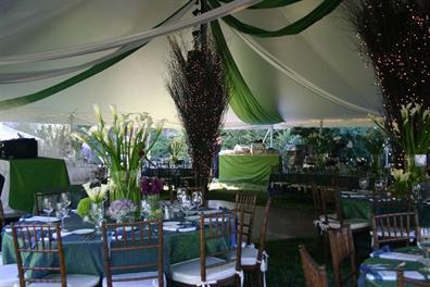 wedding event tent rentals nj