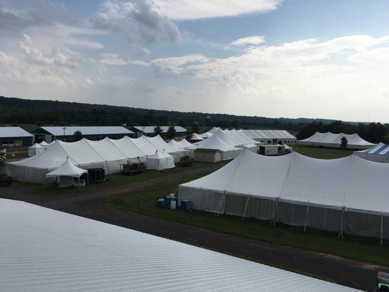 tents for publics events NJ