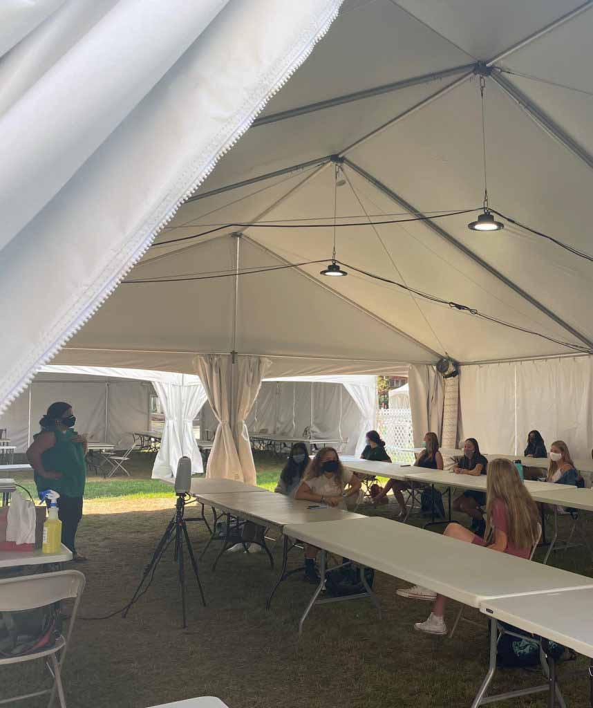 Classroom Tents