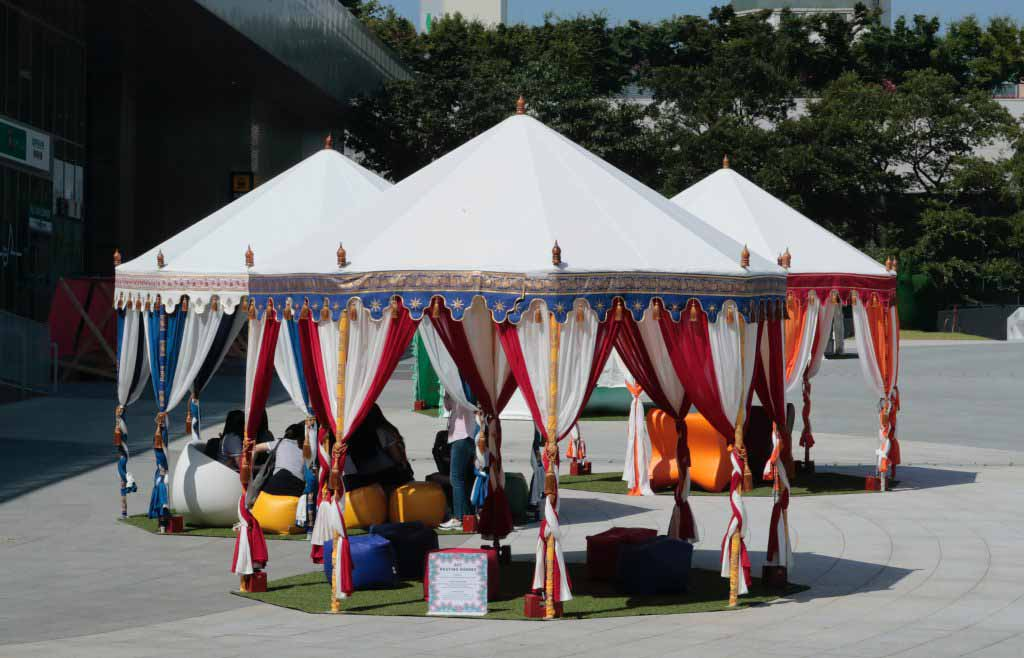 party tent rental company